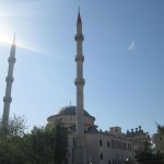 Mosque in Antalya.