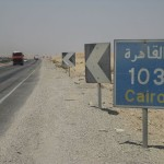 103Km to Cairo